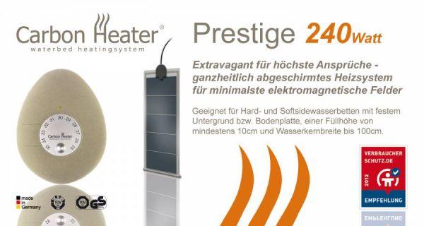 Carbon Heater Prestige