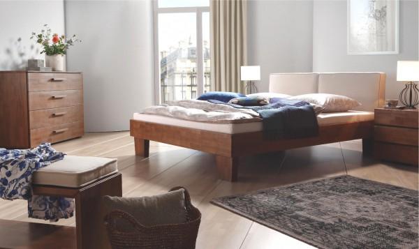 Full Size Gelbett Dual Woodline Premium Tobus Cena