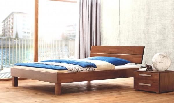 Full Size Gelbett Dual Woodline Premium Cantu